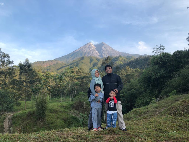 Tempat Kemping Ceria Yang Asik Buat Anak-Anak : Mengajarkan Anak Mengenal Alam