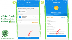 pembayaran-zakat-fitrah-dompet-dhuafa-di-aplikasi-dana
