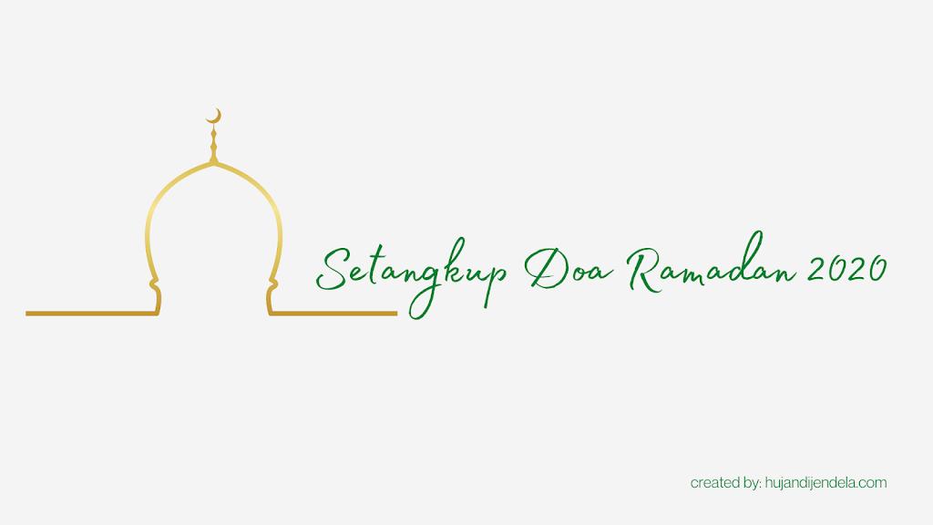 Setangkup Doa Ramadan 2020