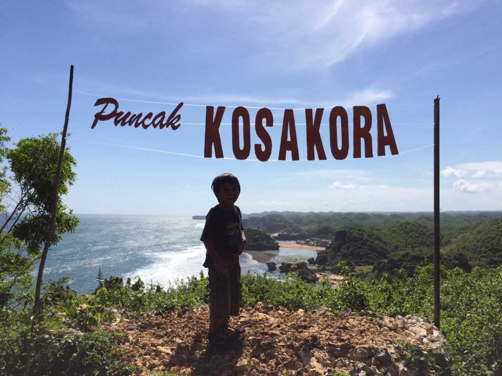 Yang Belum Pernah Ke Puncak Kosakora Di Gunung Kidul Yogyakarta Buruan Gih Kesana Hujandijendela Com