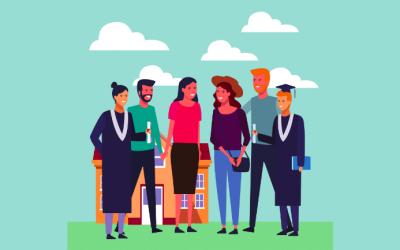 14 Tipe Mahasiswa di Kampus Yang Wajib Kamu Ketahui Untuk Panduan Bergaul
