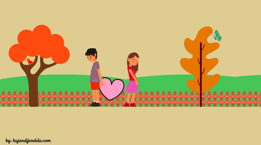 25 Tanda Kamu Jatuh Cinta