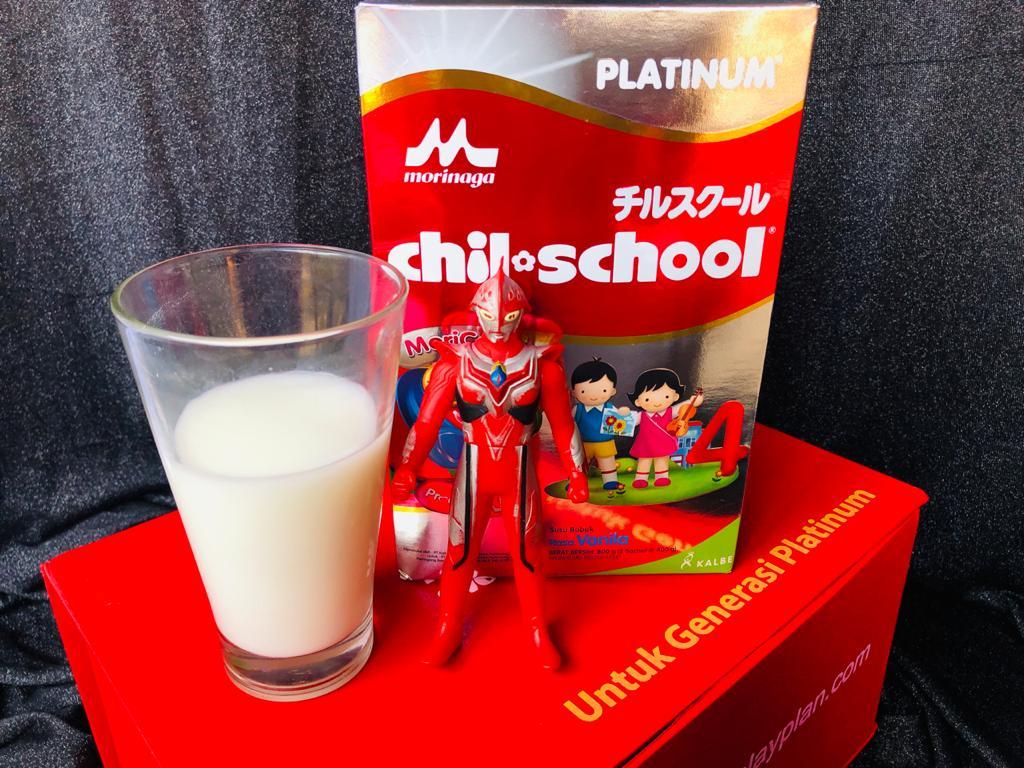 Morinaga Chil*School Platinum