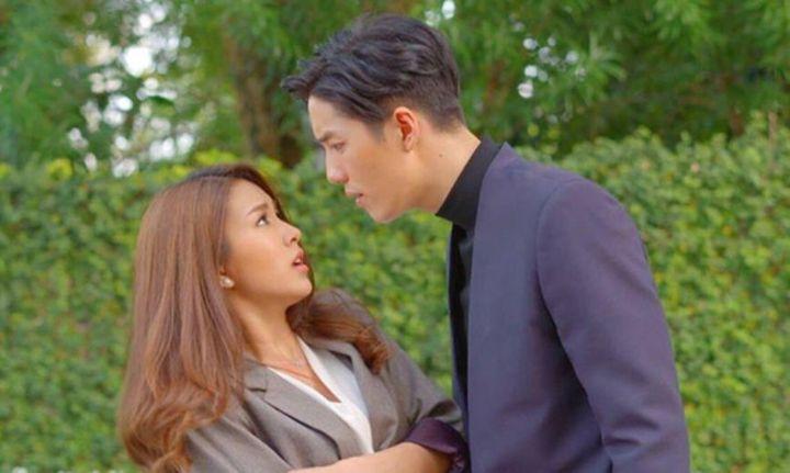 review drama thailand lakorn hua jai sila atau heart of stone