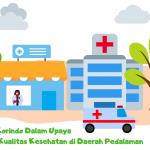 Sekilas Peran Korindo Dalam Meningkatkan Kualitas Kesehatan di Daerah Pedalaman