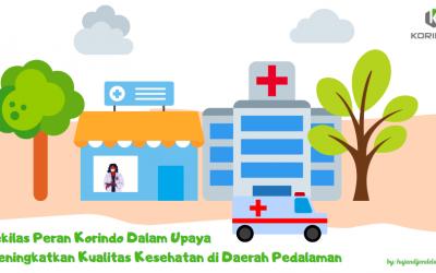 Sekilas Peran Korindo Dalam Upaya Meningkatkan Kualitas Kesehatan di Daerah Pedalaman