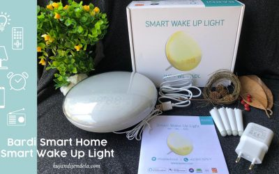 Bardi Smart Home – Smart Wake Up Light