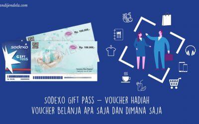 Sodexo Gift Pass – Voucher Hadiah